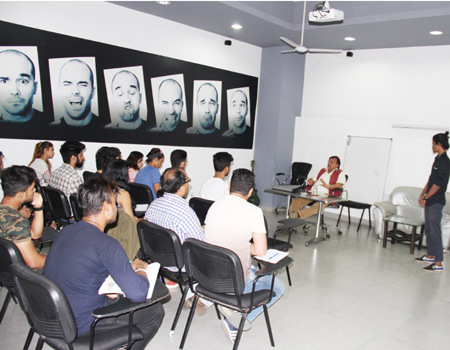 top acting school in indore