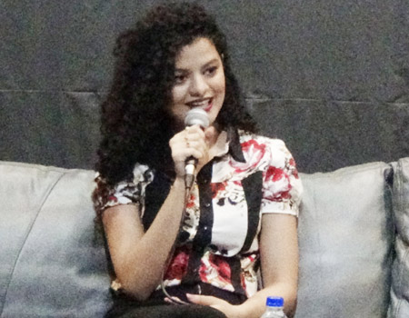 palak muchhal at ita school mumbai