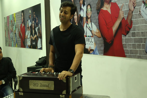 Singing workshop with Music Composer & Singer Salim Merchant