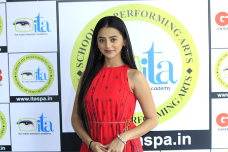 Acting Workshop with Helly Shah
