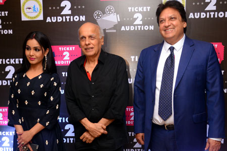Ticket2Audition Launch